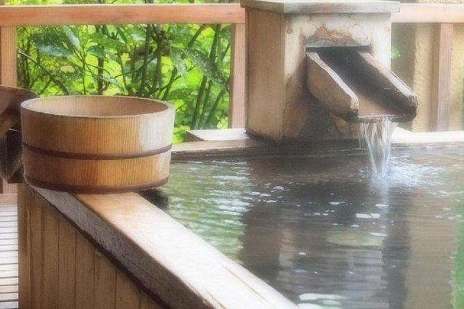 Hakone Onsen Experience, Lake Ashi, Open-Air Museum Tour