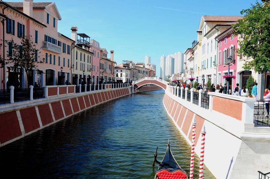 天津佛羅倫薩小鎮+威尼都+瓷房子+古文化街+包車一日遊(獨立包車/不限里程)