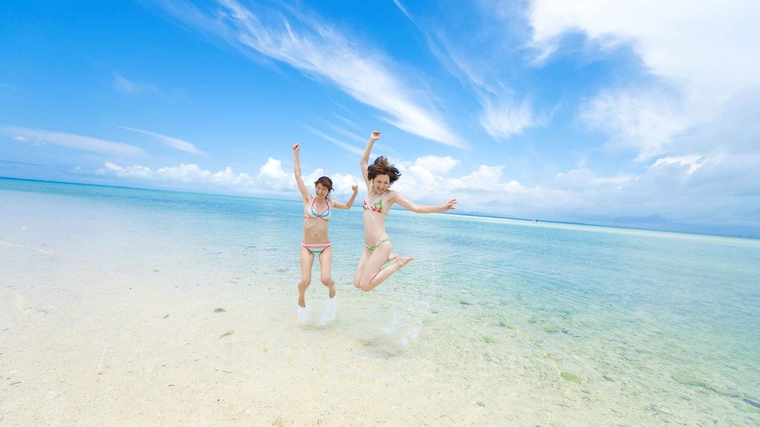 【GoTo35%OFF】絶景のケラマブルーに出会う!渡嘉敷島日帰りツアー