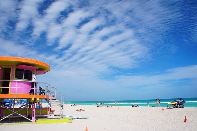 Small Group City Tour of Miami