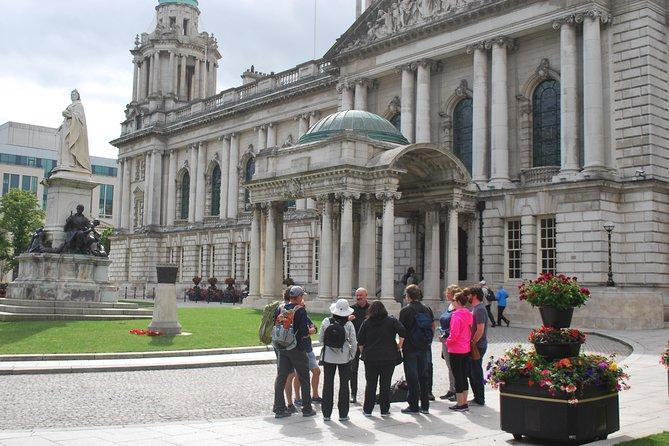 Belfast Troubles City Centre Walking Tour