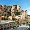 Barcelona Highlights and Montserrat Mountain with Cog-Wheel Train