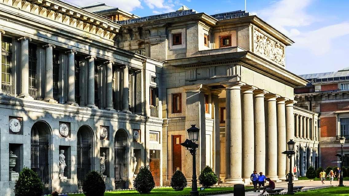Madrid Highlights Tour and Skip the Line Prado Museum Guided Tour
