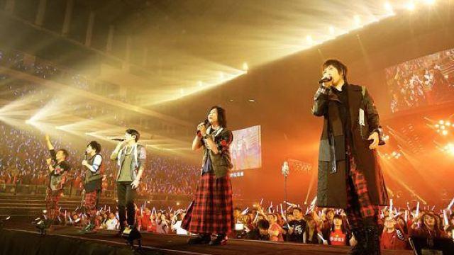 2017五月天 LIFE [ 人生无限公司 ] 巡回演唱会—呼和浩特站