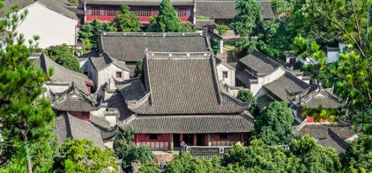 Baoguo Temple Ancient Architecture Museum1