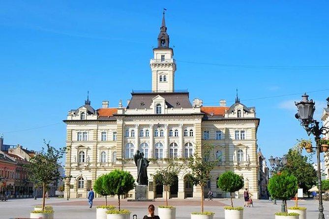Novi Sad and Sremski Karlovci Day Trip from Belgrade