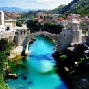 Private Mostar, Blagaj and Kravice Waterfalls Tour from Sarajevo
