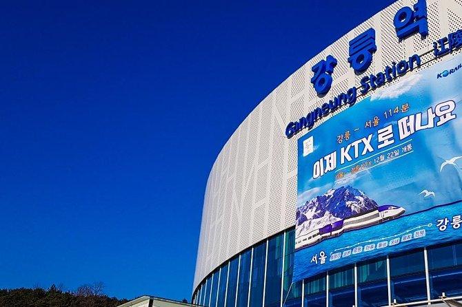 Full- Day KORAIL Tour Gangneung and Mount Seorak