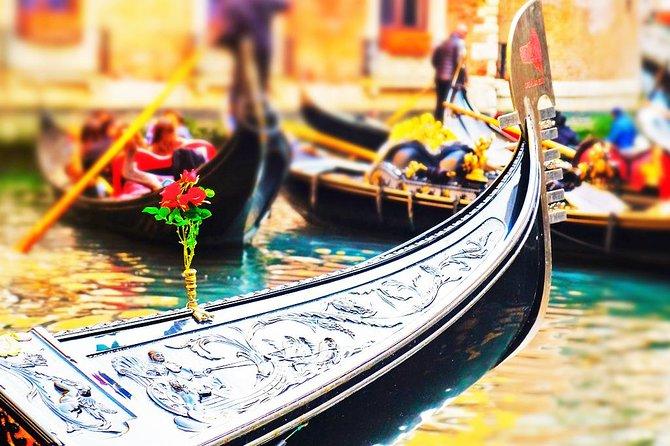 Skip-the-Line Venice Private Tour Including St Mark Doges Palace & Gondola Ride