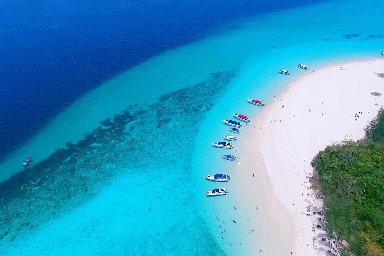 【限時早鳥優惠9折!】皮皮島、竹子島、猴子海灘、蚊子島(布吉出發)