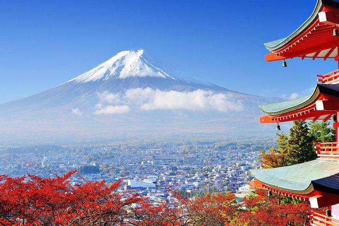 Day Trip To Hakone And Mount Fuji