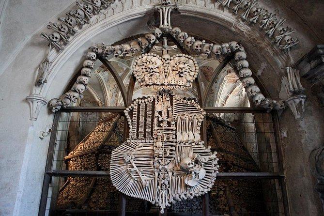 Kutna Hora Day Tour Including Sedlec Ossuary from Prague