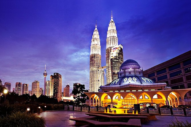 Kuala Lumpur Combo Package - Return Airport Transfer with City Tour