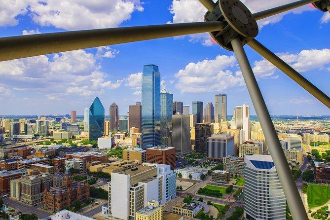 Dallas' Reunion Tower GeO-Deck Observation Ticket