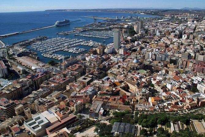 Alicante 4-Hour private Shore Excursion with transport