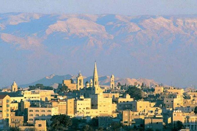 Jerusalem and Bethlehem Private Christian Tour from Tel Aviv