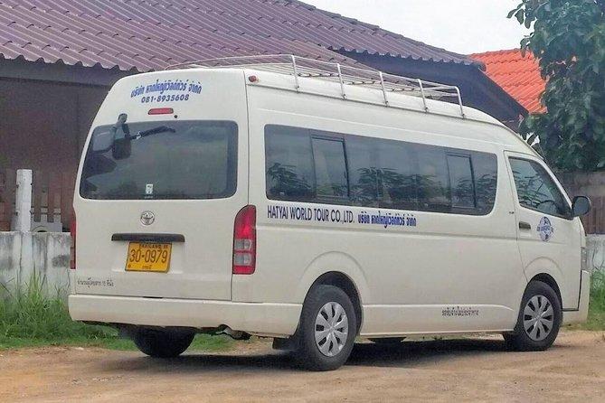 Khao Lak to Krabi by Shared Minivan