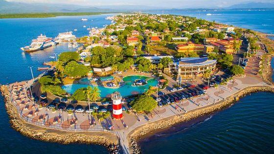 Half Day Costa Rica Punta Arenas Highlights