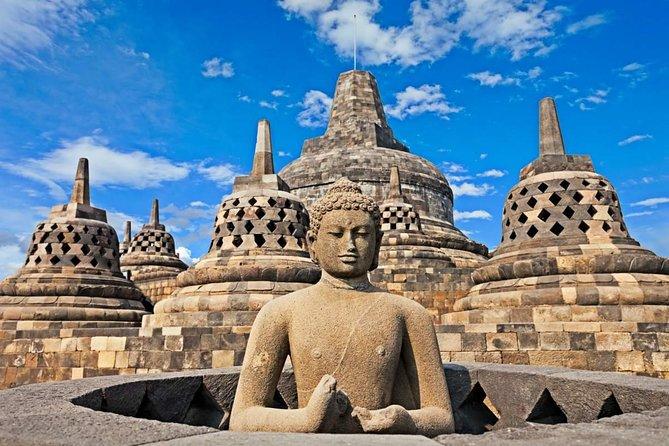 Full Day Borobudur and Candirejo Tour from Yogyakarta