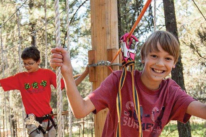 Maple Ridge Kids Adventure Course