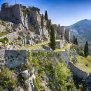 The inland Dalmatia tour - From Okrug Gornji and Trogir
