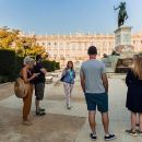 Early Entrance Royal Palace Full-Day Madrid Tour with Prado Museum and Tapas