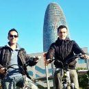 E-Bike Private Gay Tour: Explore Barcelona