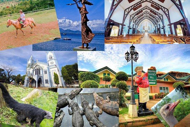 Puerto Princesa City Tour - Palawan