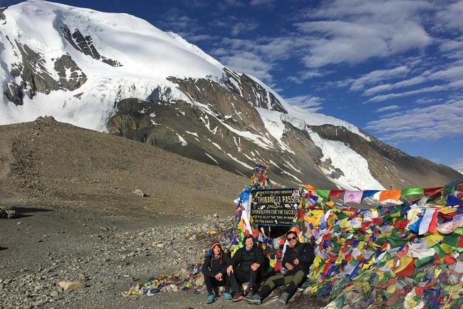 Annapurna Circuit Trek-15 Days