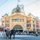 Melbourne Horse Drawn Carriage Premium Garden and City Tour™