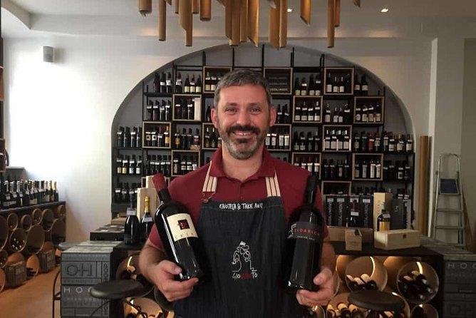 Regional wines tasting in Trieste