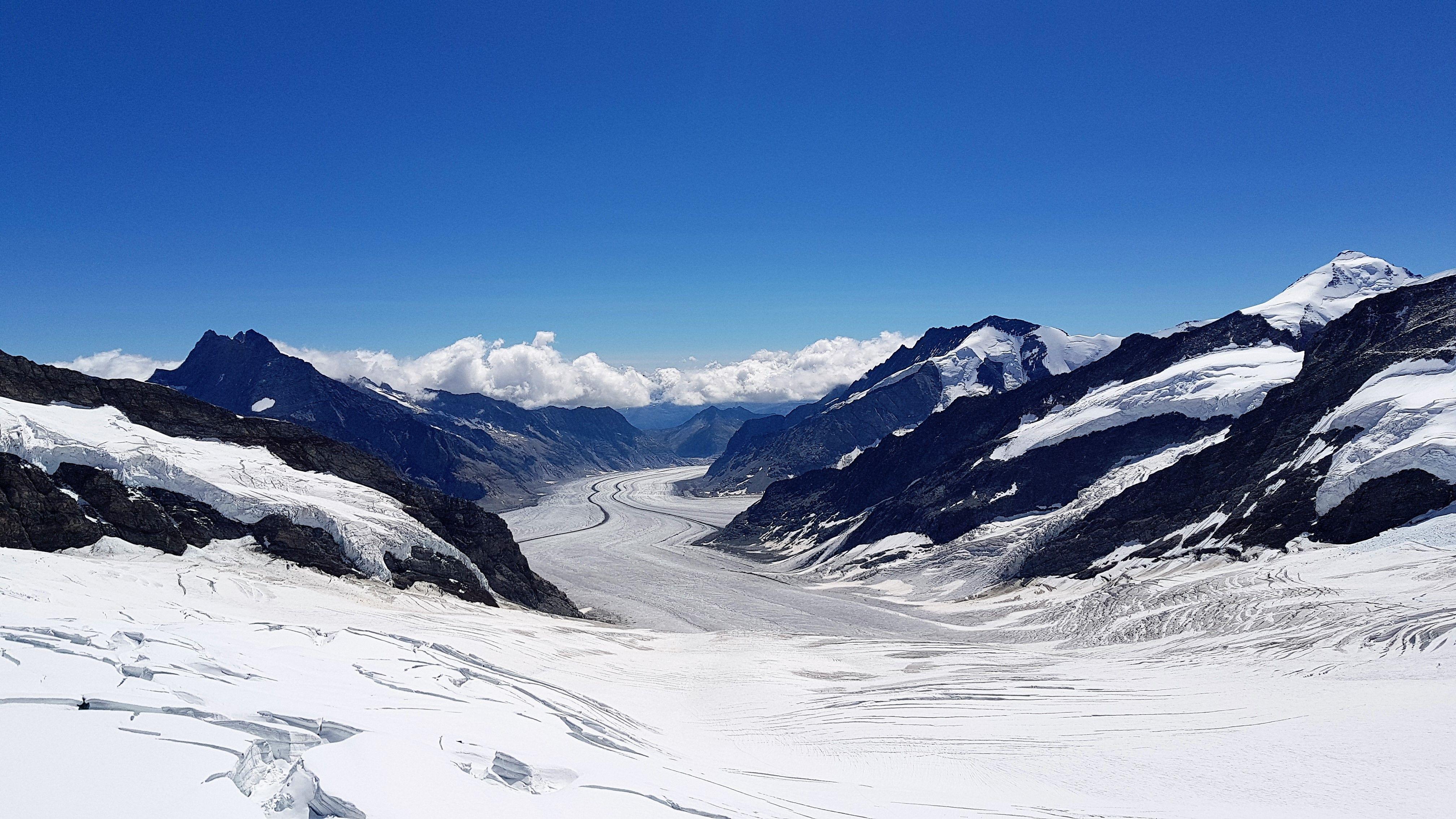 투어 한국인 가이드와 융프라우요흐 Jungfraujoch 등정