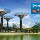 Singapore Flexi Attractions Pass with Universal Studios Option