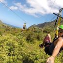 Kualoa Ranch Jurassic Valley Zipline Tour