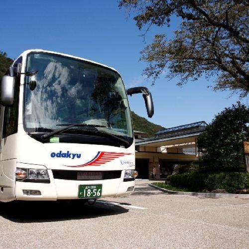 【京濱急行巴士】羽田機場 ― 箱根湯本單程車票