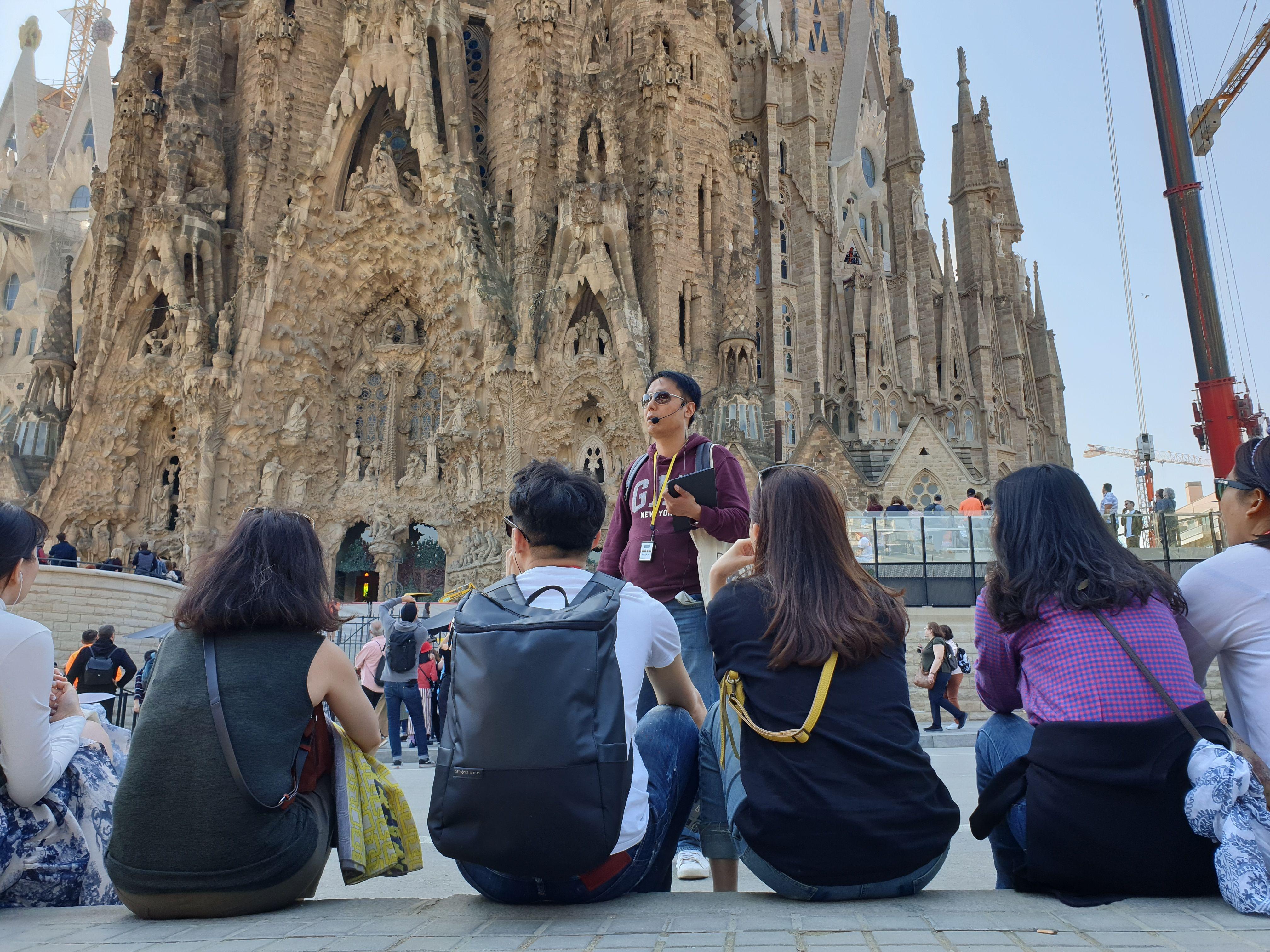 핵심투어 두근두근 바르셀로나 & 가우디 인문학투어