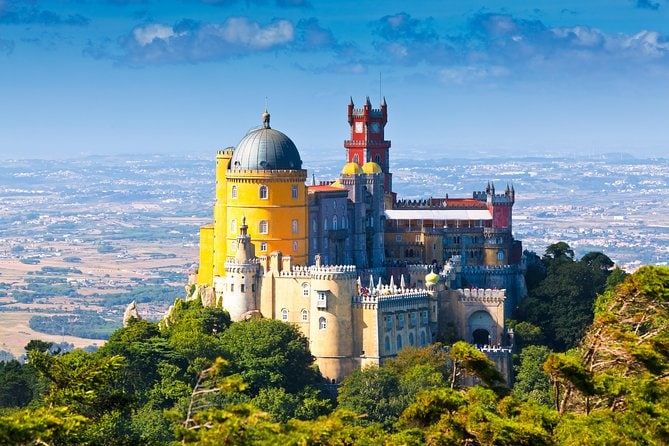 Excellent Sintra and Pena Palace, Small-Group Tour from Lisbon
