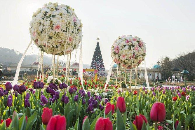 Everland Resort (the world's 7th-largest theme park)