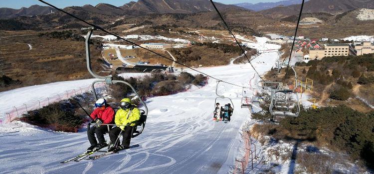 Jizhou International Ski Resort2