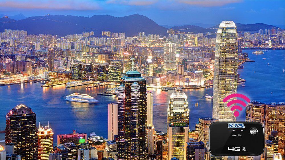 香港用 ポケットWi-Fiレンタル【日本受取】