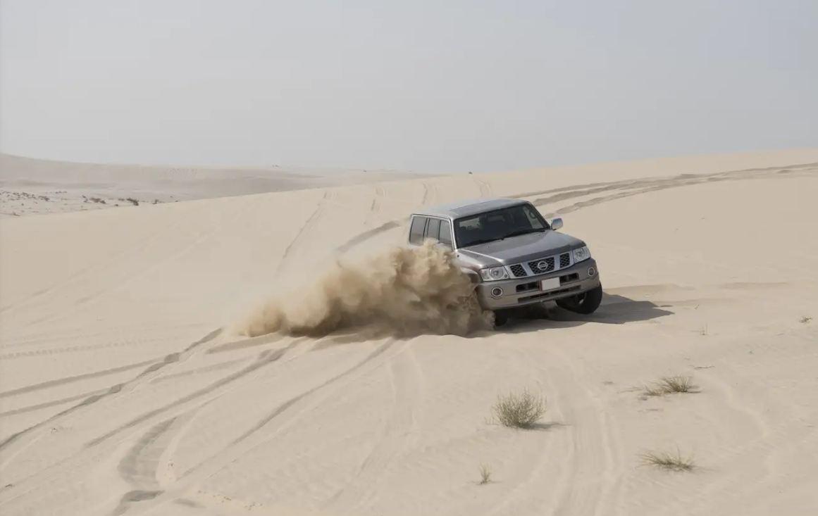 卡塔爾多哈沙漠探索之旅一日遊(燒烤午餐+接送服務+英文嚮導)