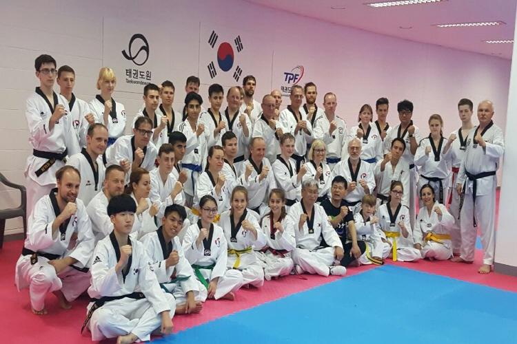 Daegu Combat Battle Taekwondo Experience