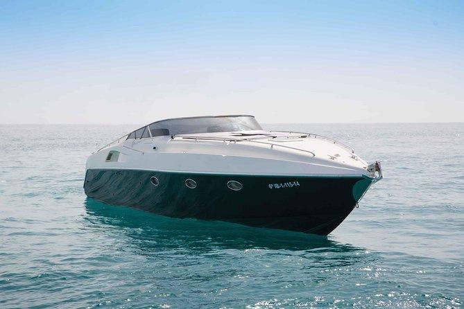 Private Speedboat MOKAI Hire in Ibiza
