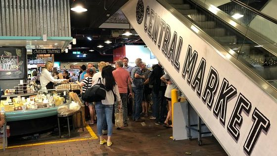 Adelaide Central Markets Breakfast Tour