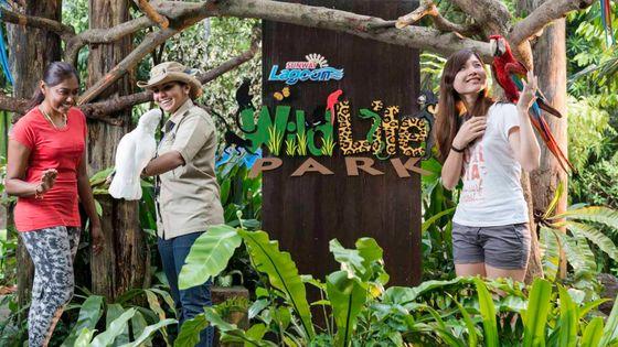 Sunway Lagoon - Wildlife Park Ticket