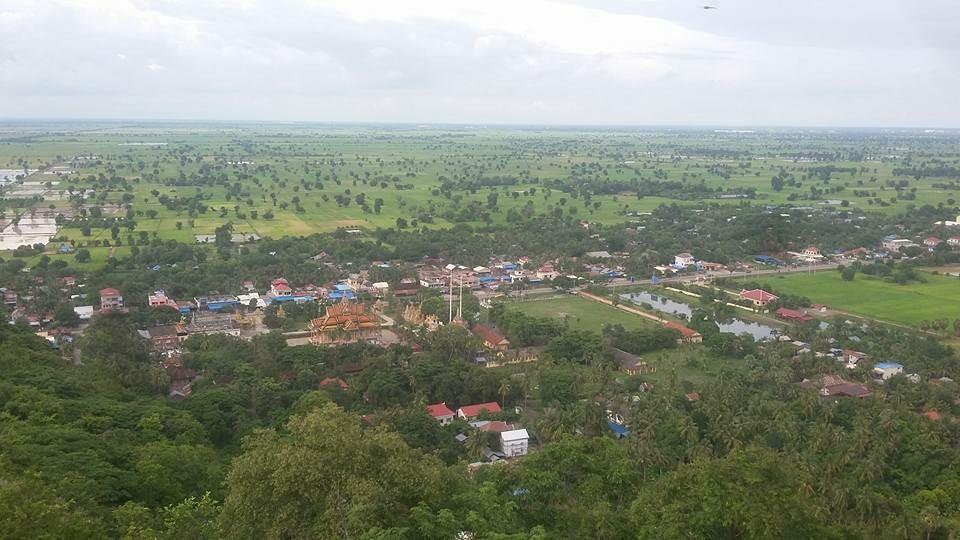 柬埔寨暹粒+往返馬德望一日遊