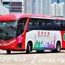 (港澳快線,途經港珠澳大橋)香港到澳門港珠澳直通巴士