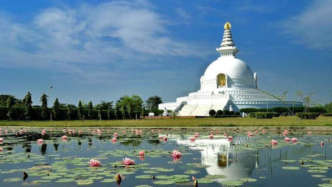Image result for Lumbini images