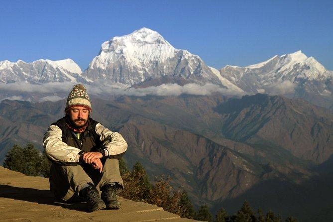 Ghorepani Poonhill Trek in Nepal