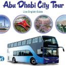 Abu Dhabi City Tour in a Double Decker Bus from Dubai with Louvre Museum option